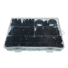 "200pcs Cable Clips Clamp R-Type Assortment 3//16/"" 1//4/"" 3//8/"" 1//2/"" 3//4/"" 11//16/"""