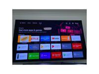 "Sony 65"" OLED 8 Series Tv + Warranty + EXTRAS AS NEW"