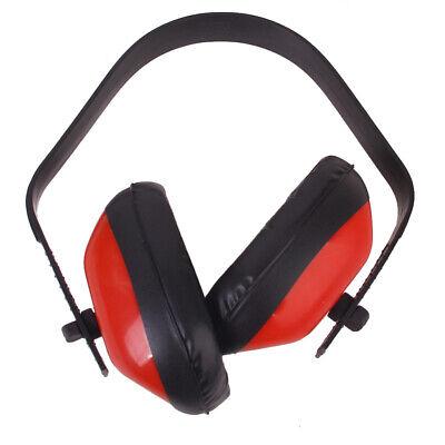 Adjustable Headband Earmuff Ear Muff Hearing Protection Noise Reduction 26db