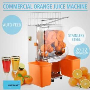 Commercial - orange juice machine -   FREE SHIPPING