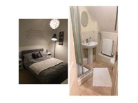 Double room with ensuite £450pm