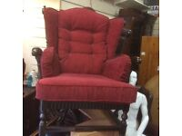 Vintage Ercol armchair