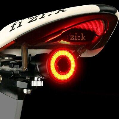 Impermeable Luz De Freno Detección De Ciclismo Bicicleta USB LED Luz Trasera