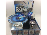 James Bond 007 - Scene It - DVD Game Board - Immaculate Condition £8.00