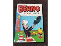 The Beano book 1874