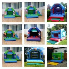 Bouncy castle hire 07463255077