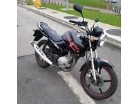 Ybr 125 63 plate