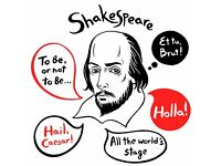 Pocket Theatre presents Shakespeare Play in a Day!