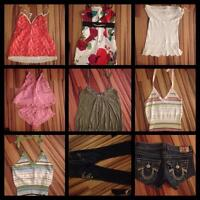 Brand name clothing for sale $10.00 make me an offer!!!
