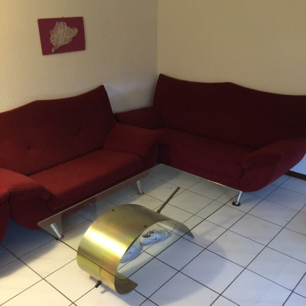 Guterhaltene sofa und tisch abzugeben in nordrhein - Ebay kleinanzeigen couch ...