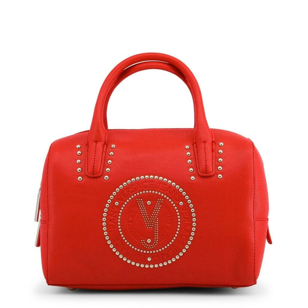 33c9fe8a6b New Ladies Versace Jeans Genuine Red Handbag with Logo | in ...