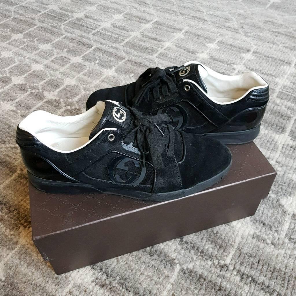 104e0a35a7b6be Mens Gucci shoes size uk10