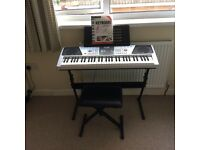 Rock jam RJ-661 keyboard for sale