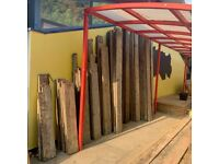 Reclaimed scaffold boards/wood 5ft+ Bath delivery   scaffolding/timber/upcycle/planks