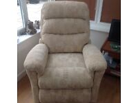 SCS Lazboy Raiser/Recliner Chair