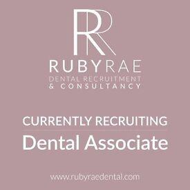 Dental Associate - Full Time/ Part Time -Clackmannanshire