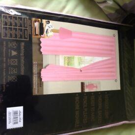 2 pair new curtains 48x54