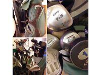 Various Golf equipment