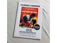 Brand New Classic Cinema: A Collection of 8 Classic Posters