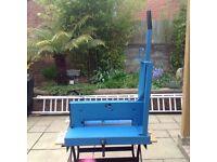 Dahle heavy duty guillotine