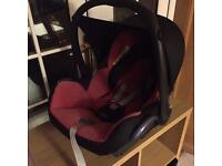 Maxi Cosi infant seat ***REDUCED***