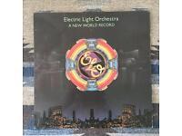 ELO - A New World Record VINYL