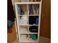 Used Ikea Kallax Shelving Unit for Sale