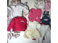 Baby Girl Bundle 6/9/12 months £20 Ref. 0077