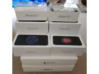 Job Lot Of Apple iPhone & iPad Boxes Only