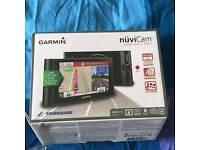 Garmin nuviCam sat nav genuine like new