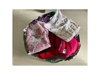 Bargain ! Huge girls bundle warm clothes 50items + age 5-8 years Next/H&M/CREWCUTS ect