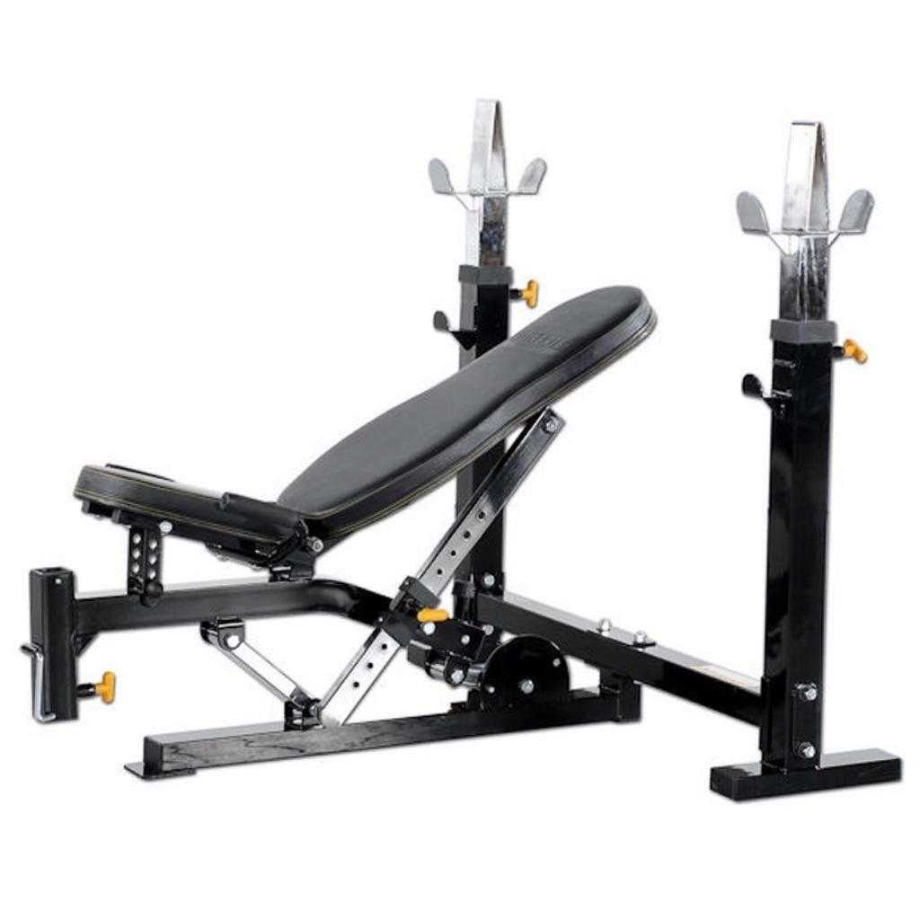 Admirable Powertec Olympic Weights Bench Can Deliver In Great Barr West Midlands Gumtree Short Links Chair Design For Home Short Linksinfo