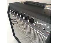 Fender Champion 20w Electric Guitar Amplifier