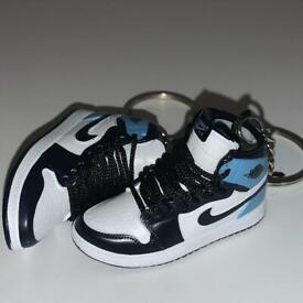 Mini Air Jordan 1 Key Ring