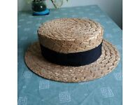 vintage Summer hat in excellent condition