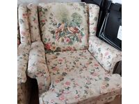 Two armchairs for free - GOOD CONDITION (COLLECTION ONLY)