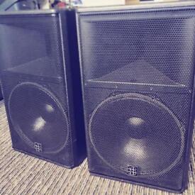 Logic System LS15 Speakers (Pair)