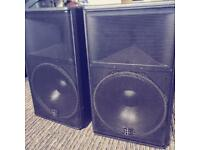 Logic System LS15 Speakers (Pair)