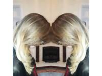 Hair at home💜💜