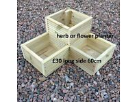 decking planters