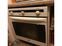 Electric hob and electric oven came