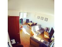 Available - 1 Double Bedroom in 3 Bedroom HMO City Centre Flat for Rent - 300pcm+Deposit