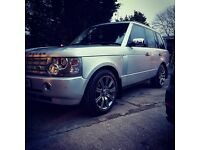 Range Rover TV DVD l322 3.0d