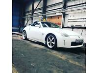 Nissan 350z convertible roadster v6 for sale