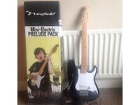 Mini Electric Prelude Pack electric guitar