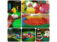 Let's play soft play
