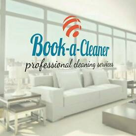 Book a Cleaner London - The Reliable Cleaning Service