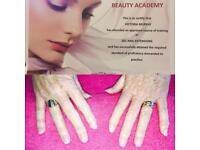Gel nail extensions and overlays