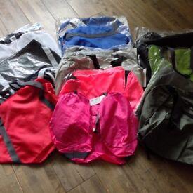 BagBase Packaway Barrel Bags - JOB LOT - 24 Bags