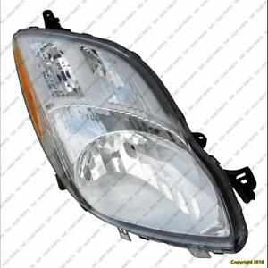 Head Lamp Passenger Side Hatchback High Quality Toyota Yaris 2009-2011